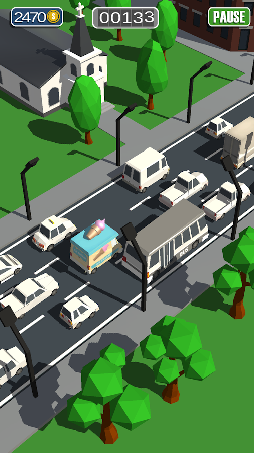 Commute: Heavy Traffic Screenshot 8