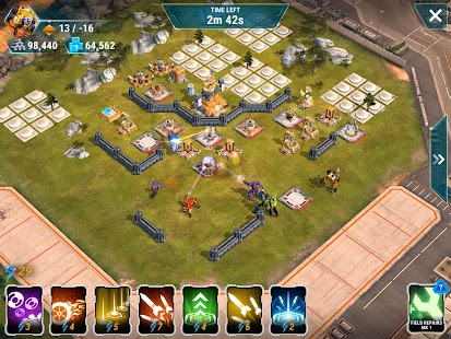 APK Game Transformers: Earth Wars for iOS
