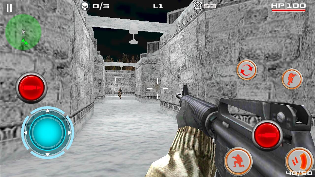 Killer Shooter Critical Strike Screenshot 3
