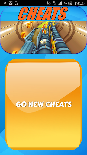New Cheats for Subway Surfers Screenshot