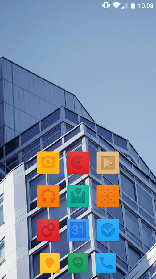 Gaufrer - Icon Pack Screenshot 2