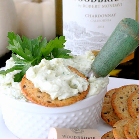 White Wine and Cheese Dip