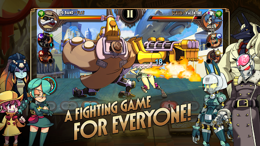 Skullgirls For PC