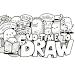 Doodle Art Design Ideas Icon