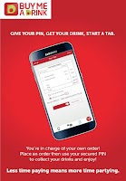 Screenshot of Buy Me A Drink
