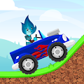 Fireboy and Watergirl 4 Racing APK for Bluestacks