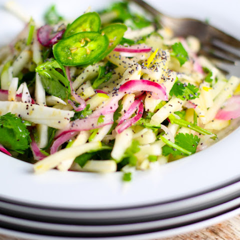 Simple Celery Slaw Recipe | Yummly