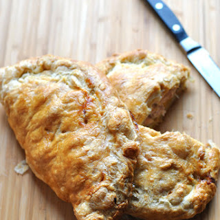 Simple Chicken Cornish Pasty