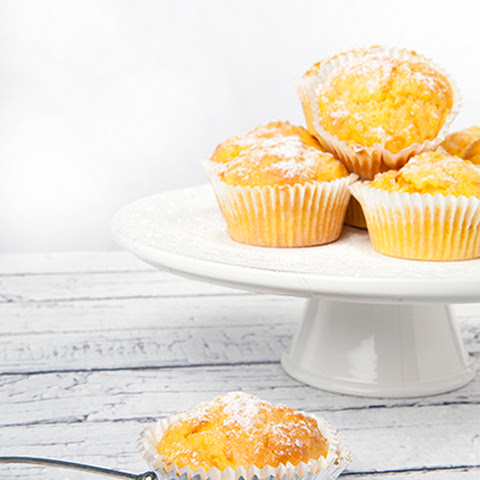Low Calorie Orange & Carrot Muffins