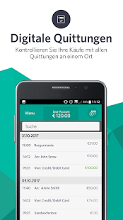 Seqr - mobile Zahlungen Screenshot