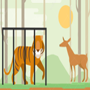 Tiger in Cell