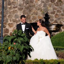by José António Duarte Moura - Wedding Bride & Groom