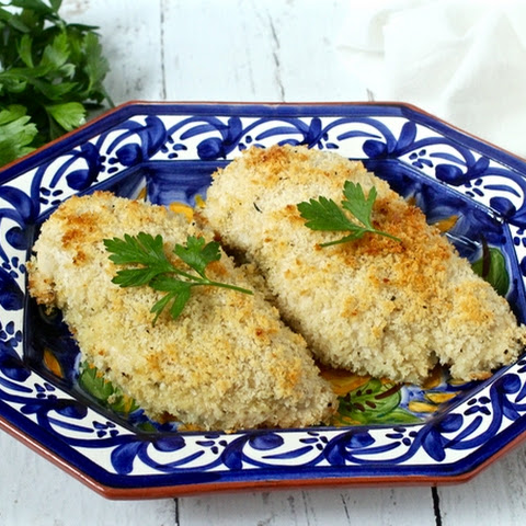 Easy Crunchy Baked Chicken