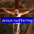 Jesus suffering