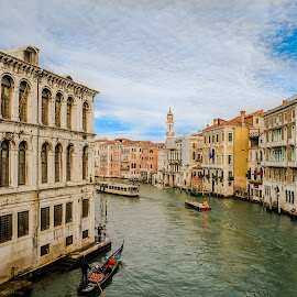 Venice Old Beauty by Ralph Resch - Buildings & Architecture Office Buildings & Hotels ( venice )