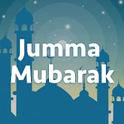 Jumma Mubarak Greetings & Wishes - Ramzan Eid Dua 5.0 Icon