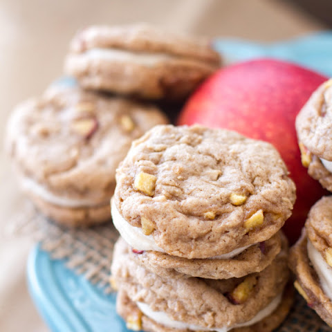 Apple Spice Whoopie Pies