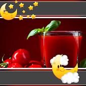 Juice Clock-Weather Widget APK for Bluestacks