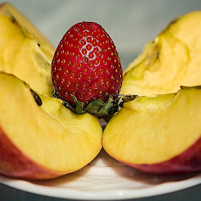 Apple-Berry by Ian Walag - Food & Drink Fruits & Vegetables