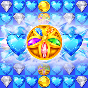 Jewels Star:Freeze Princess For PC (Windows & MAC)