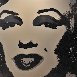 by Andy Warhol by Tomasz Budziak - Painting All Painting ( warhol, painting, warsaw,  )