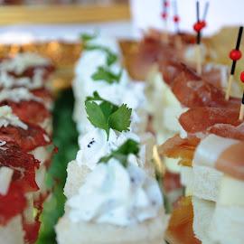 Finger food by Rebeka Legovic - Food & Drink Plated Food ( food and drink, food, food shots, food photography,  )