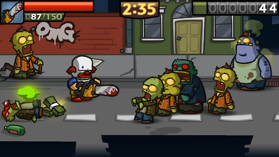 Zombieville USA 2- screenshot thumbnail