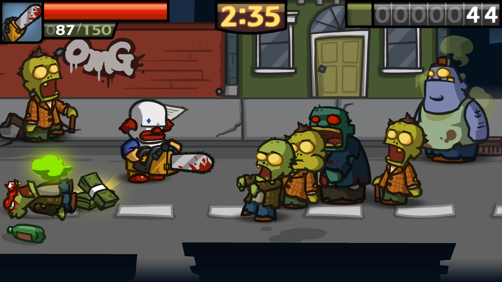 Zombieville USA 2 Screenshot 8