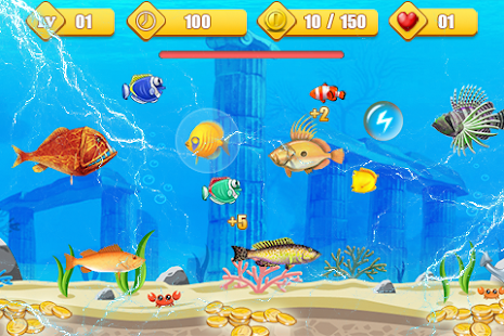 Free download game feeding frenzy 2 for android