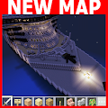 Queen Mary 2 MCPE map