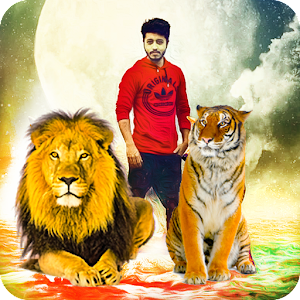Wild Animal Photo Editor - Animal Photo Frames