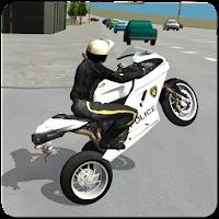 Police Motorbike Driving Simulator on PC / Windows 7.8.10 & MAC