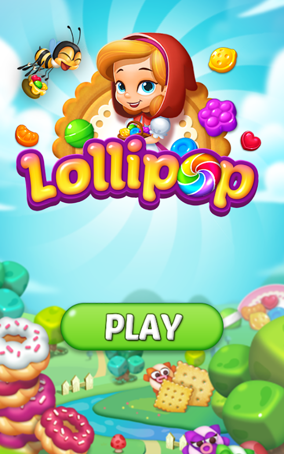 Lollipop: Sweet Taste Match 3 Screenshot 4