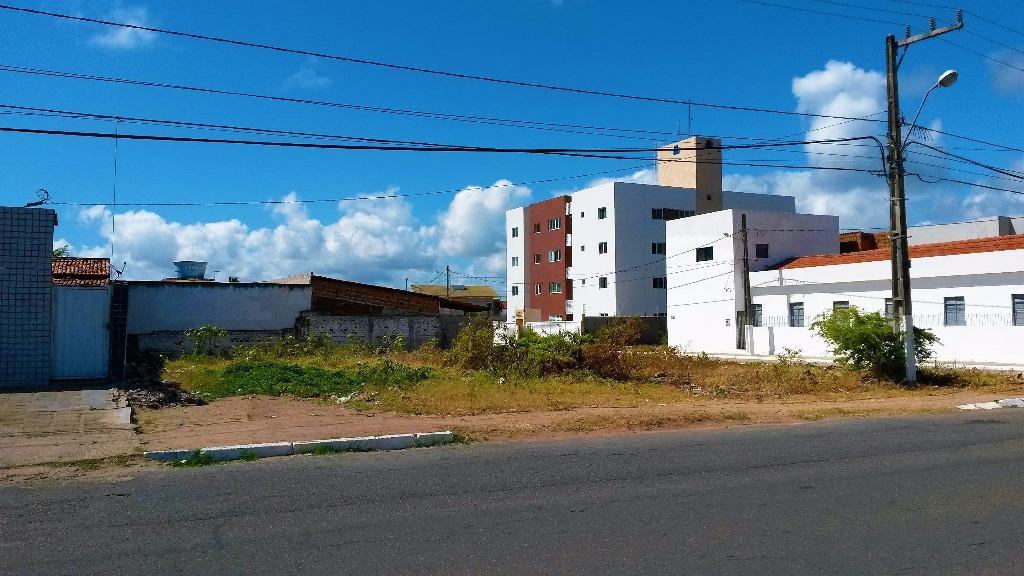 Terreno à venda, 600 m² por R$ 550.000,00 - Poço - Cabedelo/PB