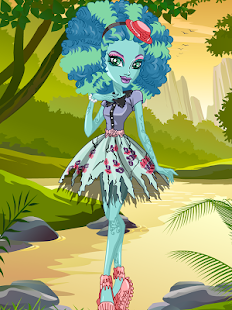 Ghouls Monsters Fashion Dress Up