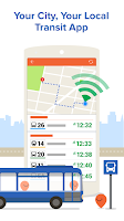 Screenshot of Moovit: Next Bus & Train Info