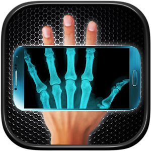 X-Ray  Scanner Prank-Camera Body Scanner Simulator For PC (Windows & MAC)