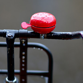 Red by Mike Bing - Transportation Bicycles