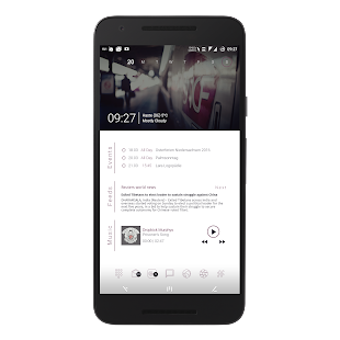MatErialZ for KLWP- screenshot thumbnail