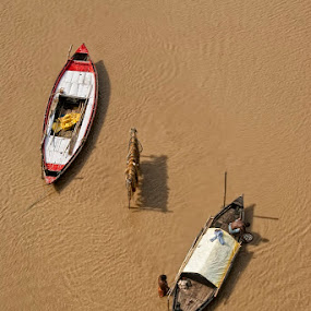 Hawk's Eye by Fotosutra - a PRASANTA SINGHA photography - Transportation Boats
