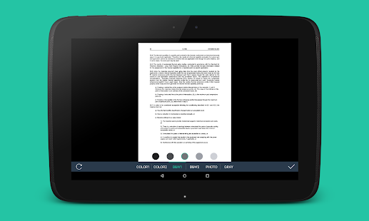 Mini Scanner -Free PDF Scanner App Screenshot