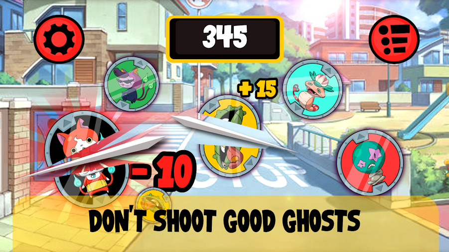 Slasher with Yo kai APK