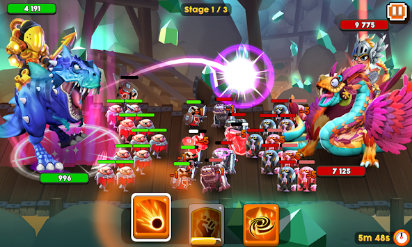 Monster & Commander APK screenshot thumbnail 2