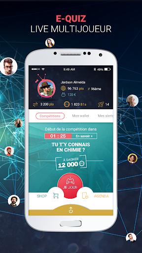 Bethewone - Jeu quiz gratuit multijoueur screenshot 1