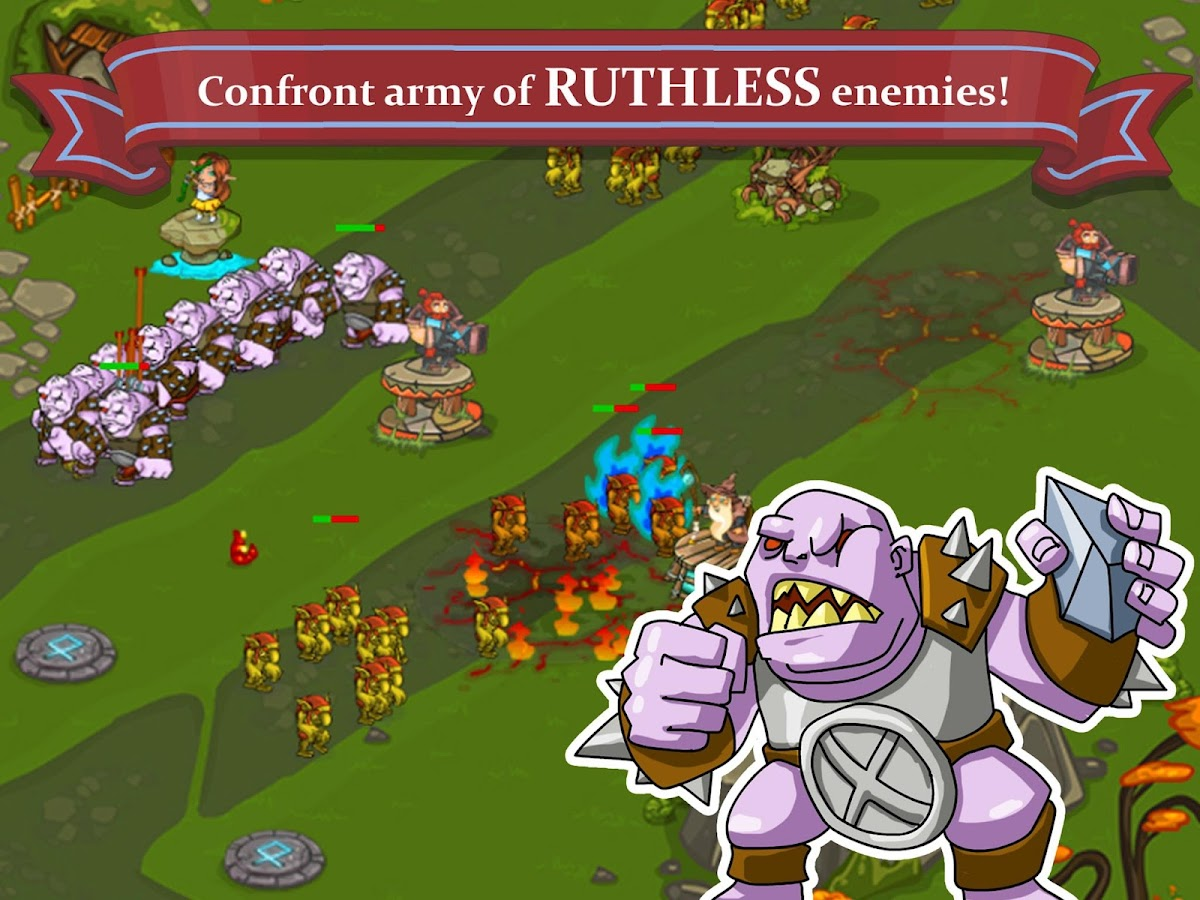 Fantasy Defense Screenshot 6