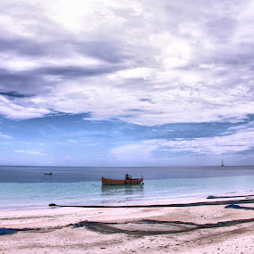 rest by Opha Banyolman - Landscapes Beaches
