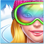 Ski Girl Superstar - Winter Sports & Fashion Game For PC / Windows / MAC