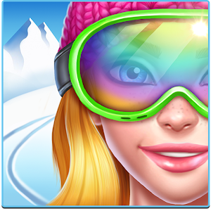 Ski Girl Superstar - Winter Sports & Fashion Game