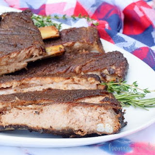 Chipotle Dry Rub Ribs