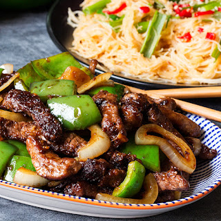 Lime Pepper Steak Recipes